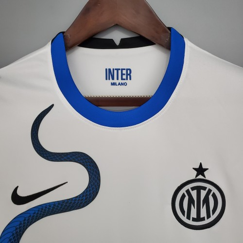 21-22 Inter Milan Away Fans Version Jersey