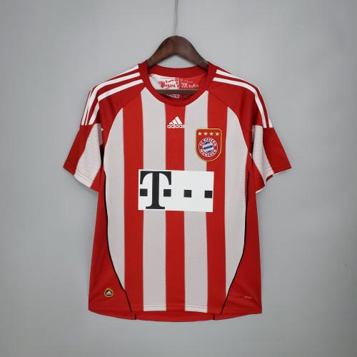 10-11 Bayern Munich Home Retro Jersey