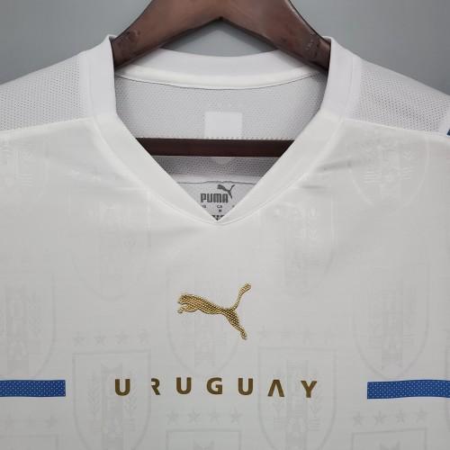 2021 Uruauay Away Fans Jersey