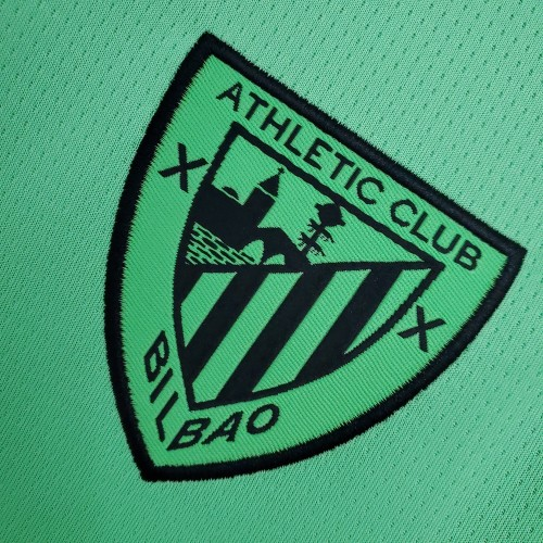21-22 Bilbao Away Home Fans Jersey