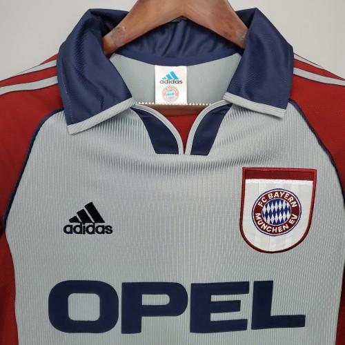 98-99 Bayern Munich Away Retro Jersey