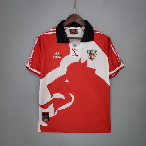 97-98 Bilbao Home Retro Jersey