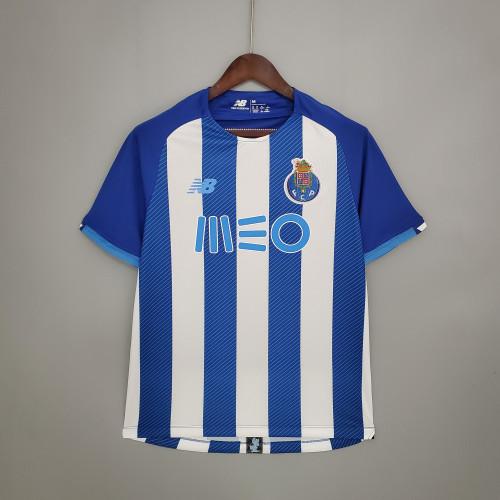 21-22  Porto  Home Fans Jersey