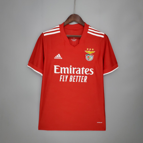 21/22 Benfica Home Red fans version