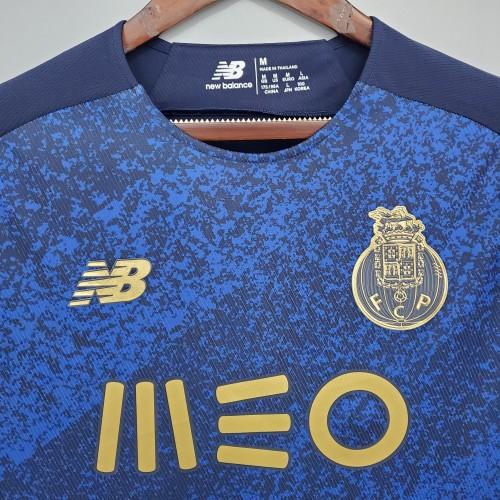 21-22  Porto Away Fans Jersey