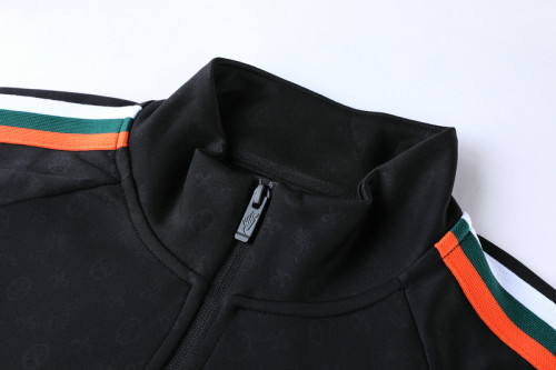 21-22 Liverpool Black Jacket Suit