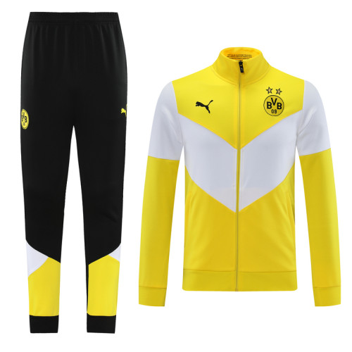 21-22 Dortmund Yellow Jacket Suit