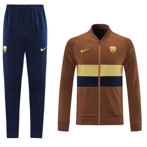 21-22 Puma Brown Jacket Suit