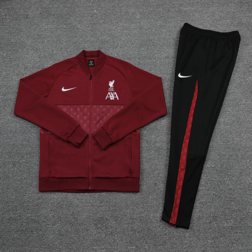 21-22 Liverpool Red Jacket Suit