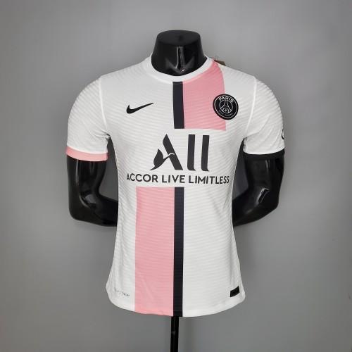 21-22  PSG Away Player  Jersey