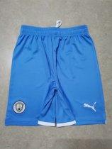 21-22 Man City  Home Shorts