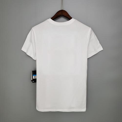 21-22 PSG White -ICI C'EST PARIS T shirt