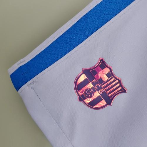 21-22  Barcelona Away Shorts