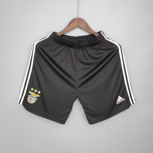 21-22  Benfica Home  Shorts