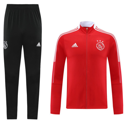 21-22 Ajax Red Jacket Suit