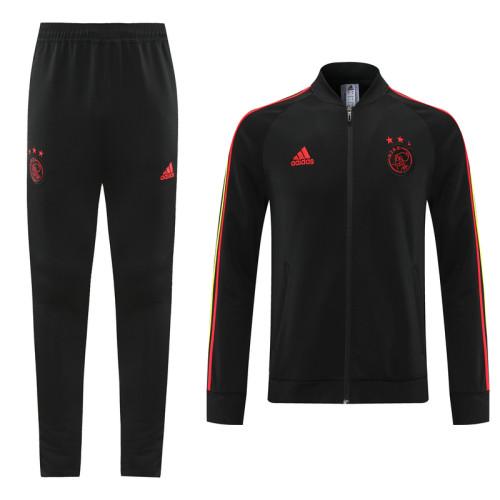 21-22 Ajax Black Jacket Suit