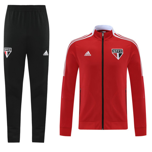 21-22 Sao paulo Red Jacket Suit