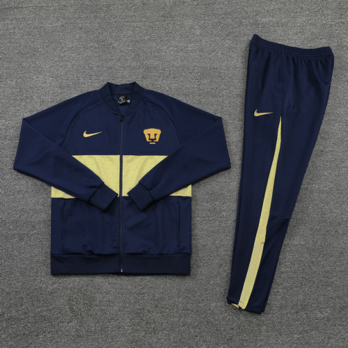 21-22 Puma Blue Jacket Suit