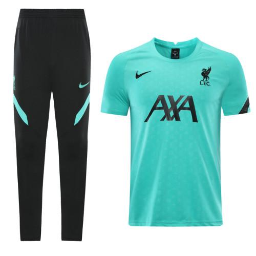 21-22 Liverpool Green training Suit(long pants)