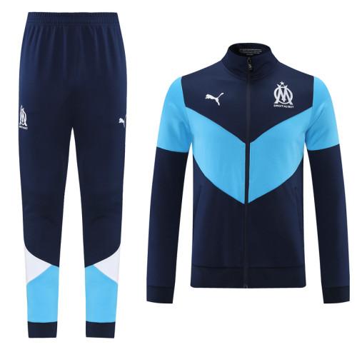21-22 Marseille Blue Jacket Suit