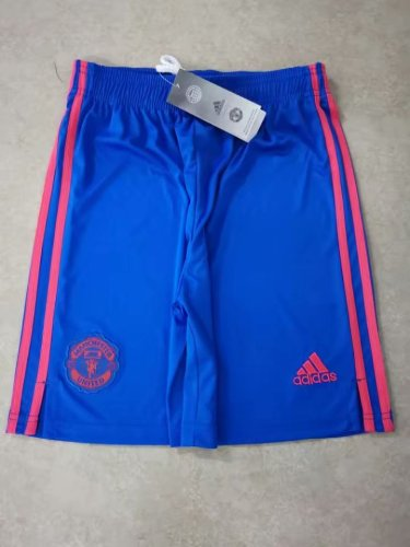 21-22 Manchester United Away Shorts