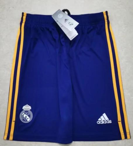 21-22  Real Madrid Away Shorts