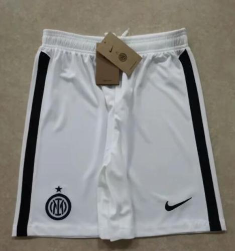 21-22 Inter Milan Away Shorts