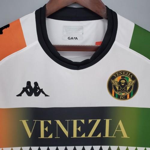 21-22 Venezia FC Away Fans Jersey