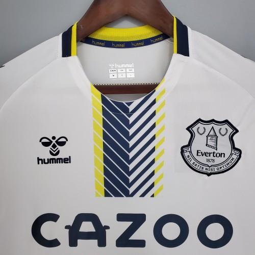 21-22 Everton Third Jersey