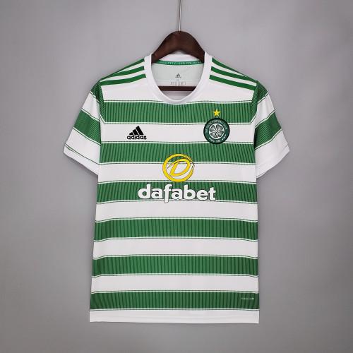 21-22 Celtic Home Fans Jersey