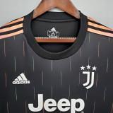 21-22 Juventus Away Fans Jersey