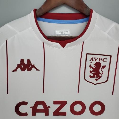 21-22 Aston Villa Away  Jersey