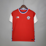 2021 Chile Home Fans Jersey