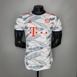 21-22 Bayern Munich Third Player Jersey