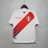 2021 Peru Home Fans Jersey