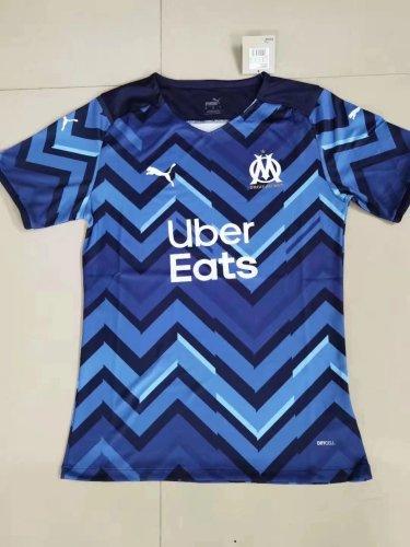 21-22 Marseille AwayPlayer Jersey