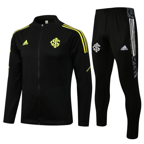 21-22 Brazil International Black Jacket Suit
