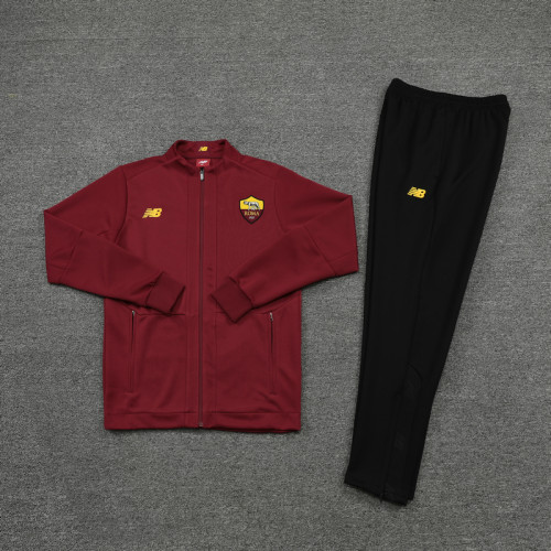 21-22 Roma Red Jacket Suit