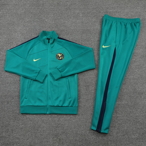 21-22 America New Green Jacket Suit