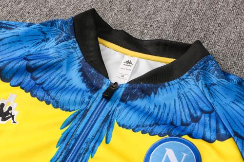 21-22 Napoli Yellow Jacket Suit