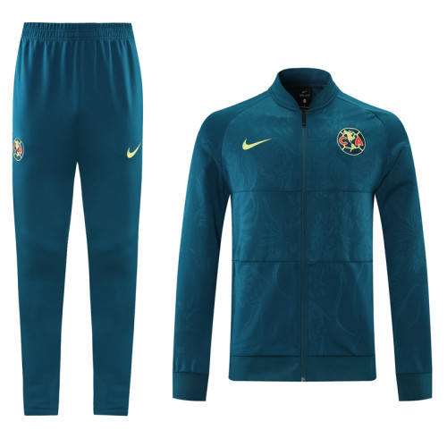 21-22 America Green Jacket Suit