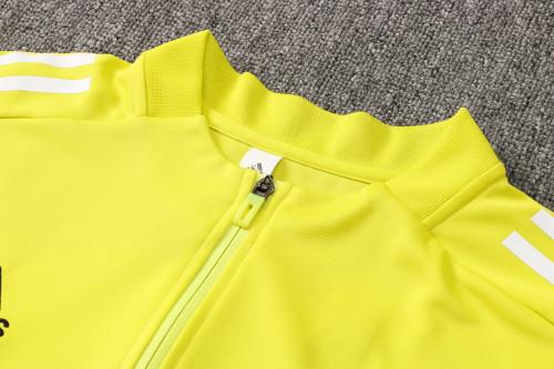 21-22 Brazil International Yellow Jacket Suit
