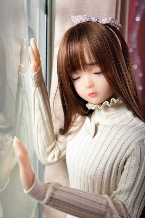 〖藤原千恵子〗100cm美肌童顔ラブドール AXB DOLL#11