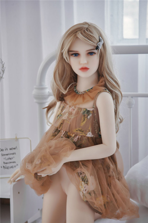 〖Cindy〗128cm 美少女系セックス人形  Irontechdoll