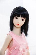 〖Tina〗132cm美少女系ロリリアルドール  Irontechdoll