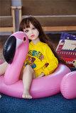 〖藤原珠恵〗107cmロリラブドール
