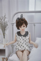 〖Akira〗107cm童顔貧乳リアルドール  Irontechdoll