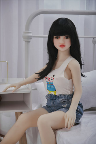 〖Kiyoko〗132cm童顔ラブドール 感度抜群   Irontechdoll