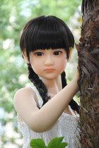 〖藤原美树〗120cm可愛い幼女ラブドール AXB DOLL