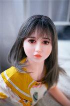 〖Abby〗145cm 魅力的清楚系 ラブドール Irontechdoll#19